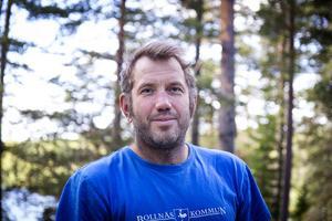 – Det här är ett steg för att göra det ännu attraktivare att vistas ute i naturen, säger Niclas Bärj.