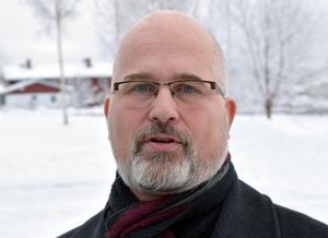Stefan Eriksson är glad över att Jan Wiklund är beredd att satsa på kommunpolitiken.