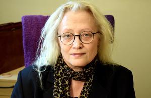 Agneta Nyvall (M) hoppas på ett maktskifte i Borlänge.