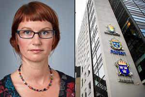 Foto: Åklagarmyndigheten/TTÅklagare Liselott Herschend säger de få tips som inkommit inte lett polisen framåt i utredningen.