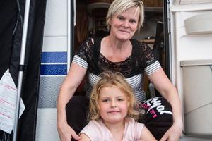 Susanne Hedberg Aspaas, numera bosatt i Norge, hade rest långväga för att delta i Summer Week.