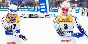 Ida Ingemarsdotter och Stina Nilsson