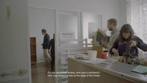 Annika Erikssons film från Grängesberg är det andra verket i Statens konstråds serie
