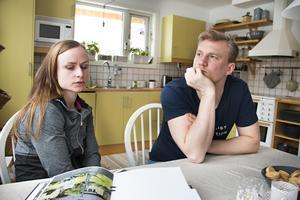 Anja Rackwitz och Roger Rackwitz känner sig grundlurade av besiktningsmannen.