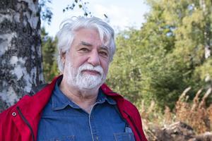 Stefan Torssell anser att fäbodbruket är ett hållbart jordbruk.