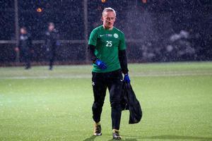 Nyförvärvet Douglas Karlberg gjorde en bra debut för VSK förra helgen. Fortsätter han positivt mot Linköping också?