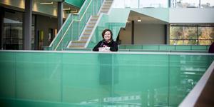 Zara Kvist Lindgren arbetar som HR-strateg på Södertälje kommun.