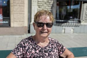 Ulla-Maj Rollne, 70+ år, pensionär, Sundsvall.