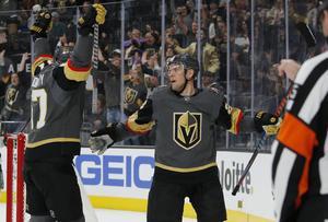 Vegas Golden Knights uppges vara en av klubbarna som visat intresse för Mathias Bromé