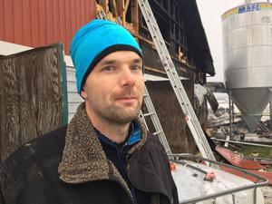 Alla Daniel Magnussons kor klarade sig i ladugårdsbranden.