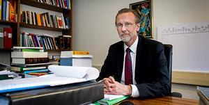 Thomas Olsson, försvarsadvokat. Foto: Marcus Eriksson/TT