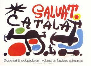 Affischkonst signerad Joan Miró. Utställningen pågår i Borlänge Modern.