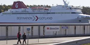 Utsläppen från inrikes sjöfart uppgår till 662 000 ton, varav den kommersiella trafiken står för 488 000 ton och resterande kommer från fritidsbåtar, enligt rapporten från SMHI. Utsläppen från Destination Gotlands båtar 2018 var 156 382 ton.