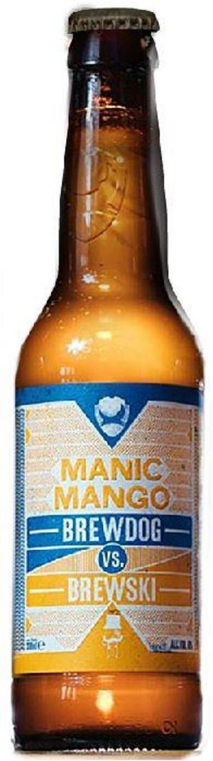 Manic Mango BrewDog Ltd.