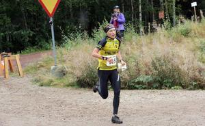 I september besökta Tove Alexandersson Gesunda och vann DM i medeldistans.