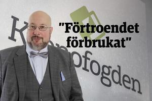 Det här är en ledartext av Patrik Oksanen, politisk redaktör för Hudiksvalls Tidning (c).