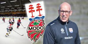 Modo har tidigare mött KB65 i Bjästahallen  (2009), nu återvänder de och då väntar ett länsderby mot Fredrik Anderssons Timrå IK.