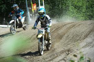 Folke Hörnqvist, ÖMK Motocross & Enduro.