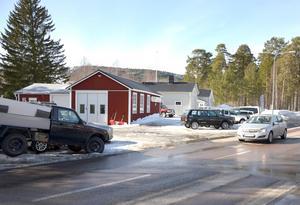 Vid Skottsundsvägen håller Bilkonsult till med sin verksamhet.