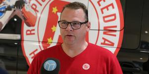 Även lagledare Conny Ohlsson var kritisk mot styrelsen efter tisdagens förlust.