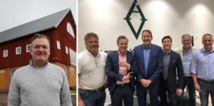 Peter Johansson på PNP Stålhallar är mycket nöjd med affären. Det Svenskamerikanska investmentbolaget Applied Value förvärvar 65 procent av aktierna i Skaraföretaget.