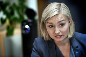 Ebba Busch Thor (KD) kallar jämställdhetsarbetet i förskolan för genusflum.