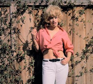 Lill-Babs lanserad som naturnära Bardot-kopia 1968. Hon fick stå ut med mycket. Foto: Svenska Dagbladet/Scapix