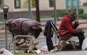USA och Ryssland har egna problem i sina hemländer med fattigdom och hemlöshet, skriver signaturen Tommy i Karlsvik.