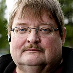 Sven Thomsen, reporter som bevakar Vansbro och Malung/Sälen.