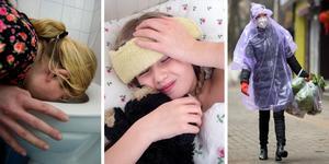 Tre smittor på gång: vinterkräksjuka, säsongens influensa och möjligen coronavirus.