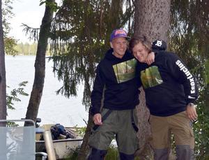 Segrande paret kom från Avesta och gjorde premiär i Storgädda i Viggen-sammanhang. Kanske fick Joel Timesgård och Marcus Johansson hjälp av sitt teamnamn: Esox Lucius, som betyder gädda på latin. 10,1 meter drog de upp totalt.