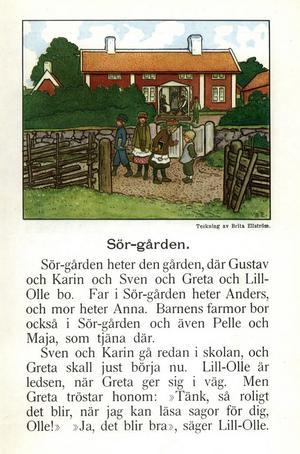 Ur  Anna Maria Roos vackra läsebok