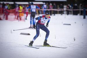 Valter Ljungdahl från Matfors SK.