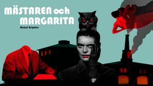 Folkteatern sätter upp en pjäs efter Michail Bulgakovs klassiska roman Mästaren och Margarita, där djävulen besöker Moskva i skepnaden av trollkarlen Woland.  Den tar nu plats vid den gamla masugnen i Axmar.