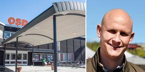 Thomas Norberg.  Bilden är ett montage. Foto: Lars Ljungmark och Peter Forsell