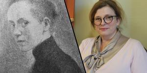 Giovanna Jörgensen berättar om konstnären Helene Schjerfbeck på Giovannas konstpaus i Nynäshamns bibliotek den 14 november.