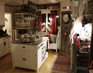 Köksön är något av kökets nav.
