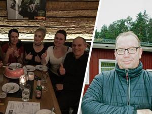 Lars-Göran Hallström är spindeln i nätet på BK Granen och är en av de ideella krafterna som ser till vårfesten blir av.Foto: Lars-Göran Hallström