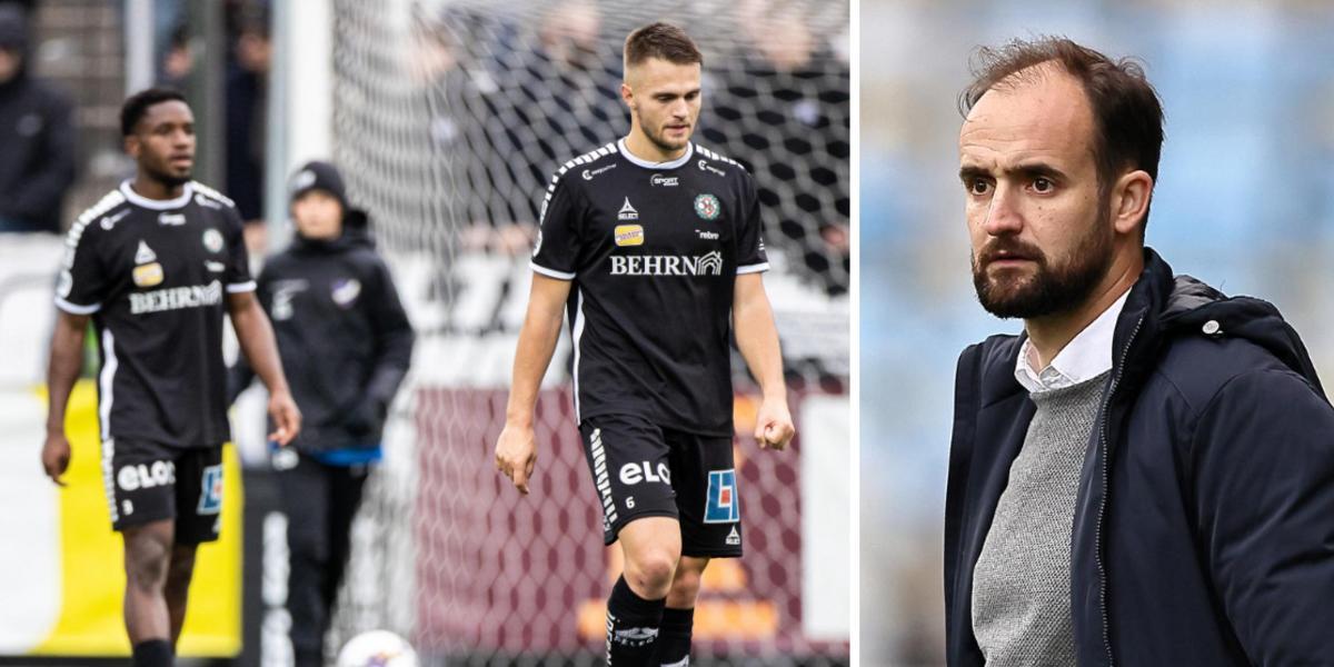"""ÖSK:s allvarliga problem • Här är Malmö näst bäst i allsvenskan – Gazimba: """"Vi förnekar ingenting"""""""