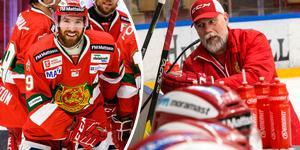 Andrew Rowe och Mats Lusth. Foto: Bildbyrån och Lars Dafgård