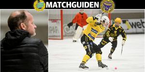 Brobergs tränare Björn Eriksson är nöjd efter lagets fina start i elitserien. Och anfallaren Martin Söderberg har inlett respektingivande.