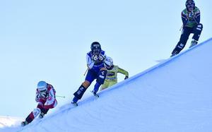 Lisa Andersson bra med i starten men missade ändå att gå vidare.