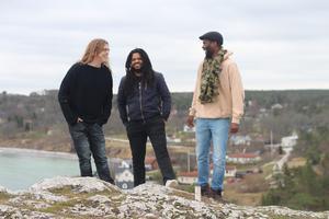 Freedoms Trio. Foto: Magdalena Strömgren