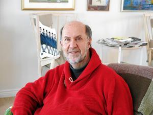 Lars Gustafson är ordförande i FMB.