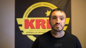 Jacob Fraiman, verksamhetsledare på Kris Södertälje.