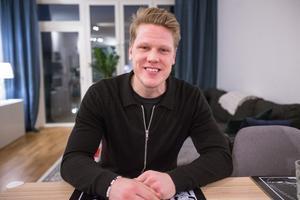 Niclas Lundgren.