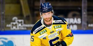 Foto: Jonas Ljungdahl/Bildbyrån. Sebastian Dyk lyckades hitta nätmaskorna två gånger – men det skulle inte rädda SSK.