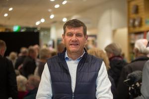 Förre ordföranden för Södertäljemoderaterna, Michael Andersson.