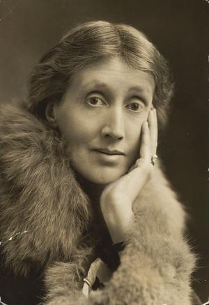 Virginia Woolf 1927. Foto: Okänd