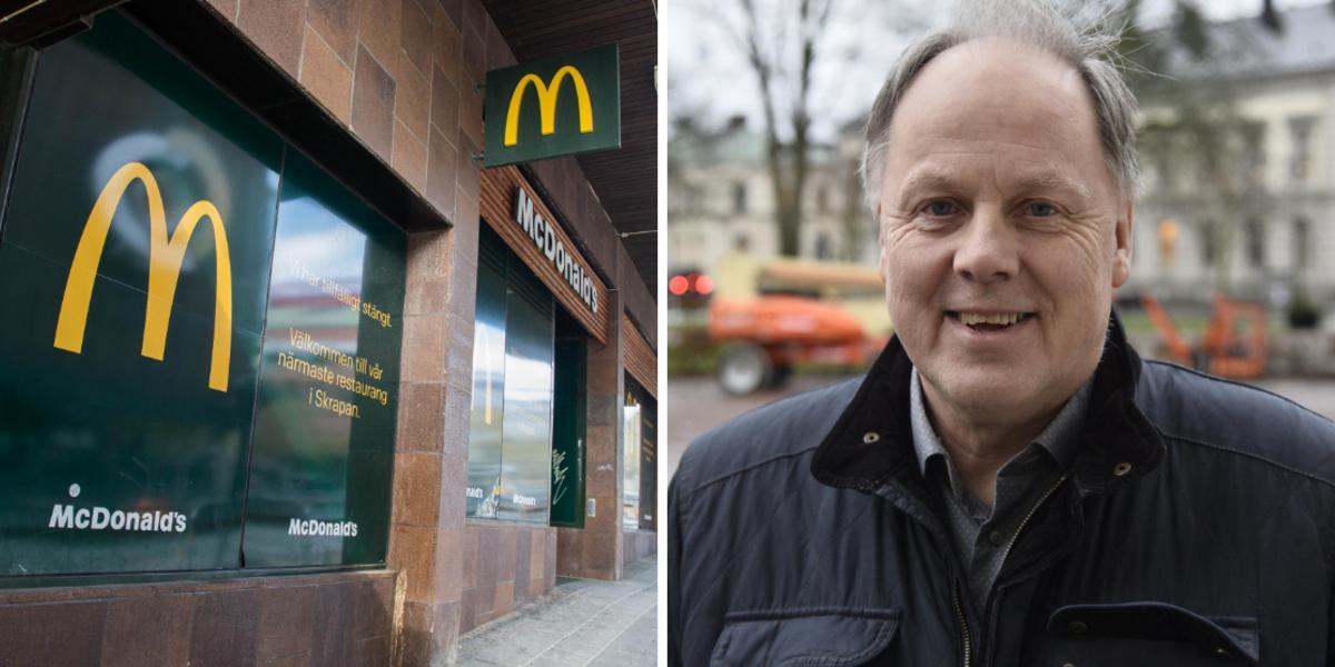 """EXTRA: Koalitionen bekräftar – Jönköpings kommun säger nej till McDonalds i Huskvarna • """"Politiken har lyssnat"""""""